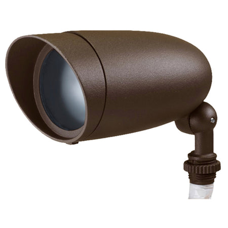 WAC Lighting Landscape 12v 14.50 watt Bronze Landscape Accent Light in 2700K 95