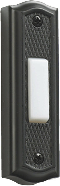 Quorum International Lighting Accessory Old World Zinc Doorbell