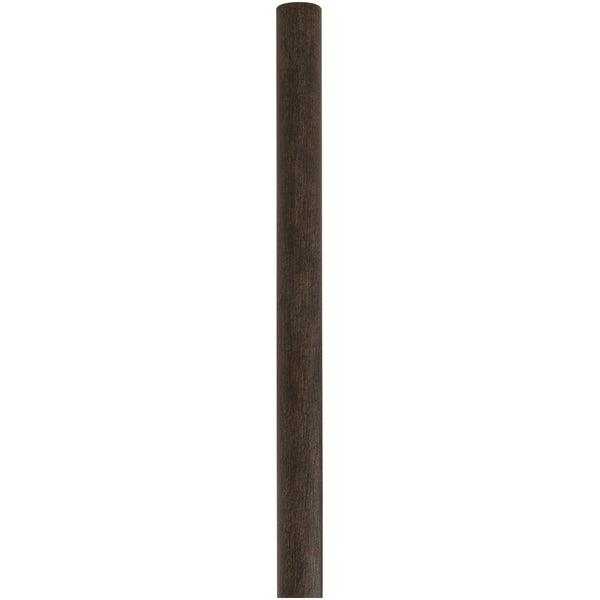 Minka-Lavery Signature 96 inch Iron Oxide Direct Burial Post The Great Outdoors 7900-357 - Open Box