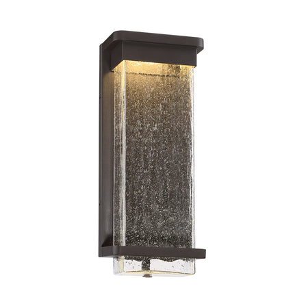 Elitco Lighting OD2502 OD25 Series LED 28 inch Weathered Bronze Outdoor Wall Lamp