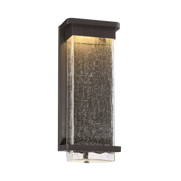 Modern Forms Vitrine LED 16 inch Bronze Outdoor Wall Light