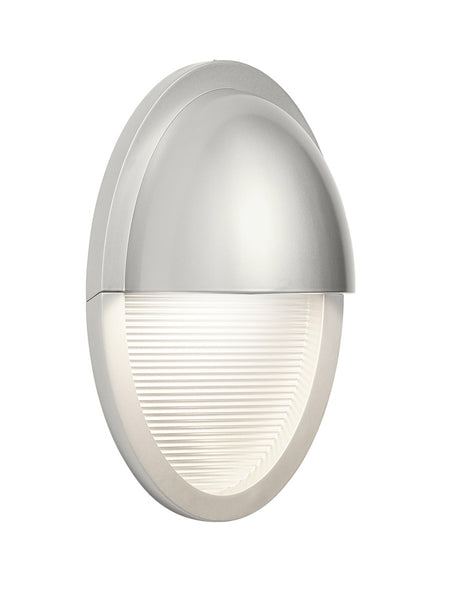 Elan A Kichler Company 83553 Conti LED 12 inch Painted Platinum Outdoor Wall