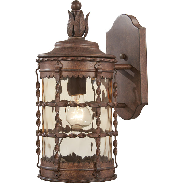 Minka-Lavery Mallorca 1 Light 16 inch Vintage Rust Outdoor Wall Light The Great Outdoors