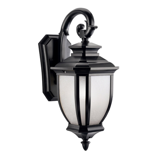 Kichler Lighting Salisbury 1 Light 20 inch Black Outdoor Wall Sconce Medium