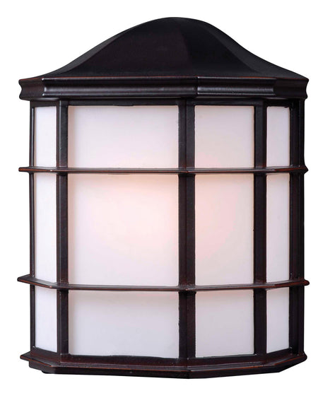 ELK Lighting 57292/1 Girard 1 Light 9 inch Charcoal Outdoor Hanging