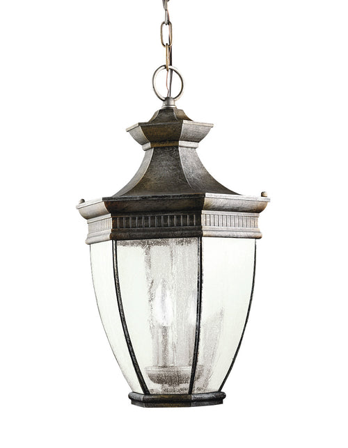 Kichler Lighting Warrington 3 Light 12 inch Tannery Bronze Outdoor Pendant