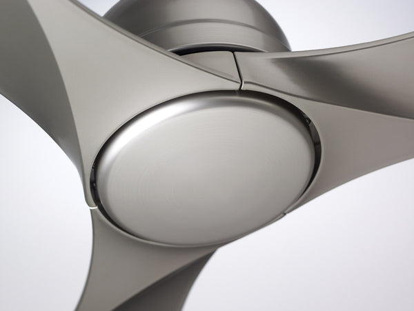Emerson Fans Volta 54 inch Platinum Indoor-Outdoor Ceiling Fan
