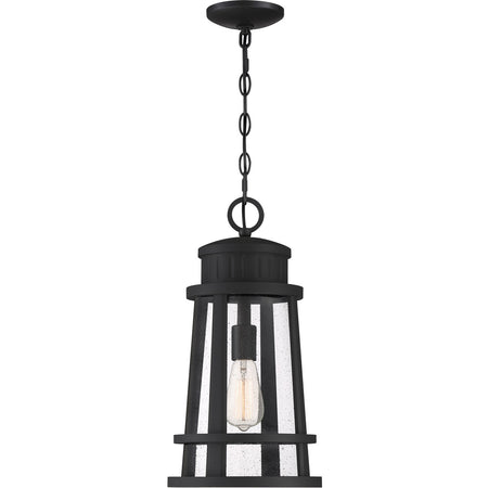 Decovio Manheim LED 9 inch Black Outdoor Pendant