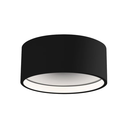 Kuzco Lighting Ridge 8 inch Gray Outdoor Flush Mount