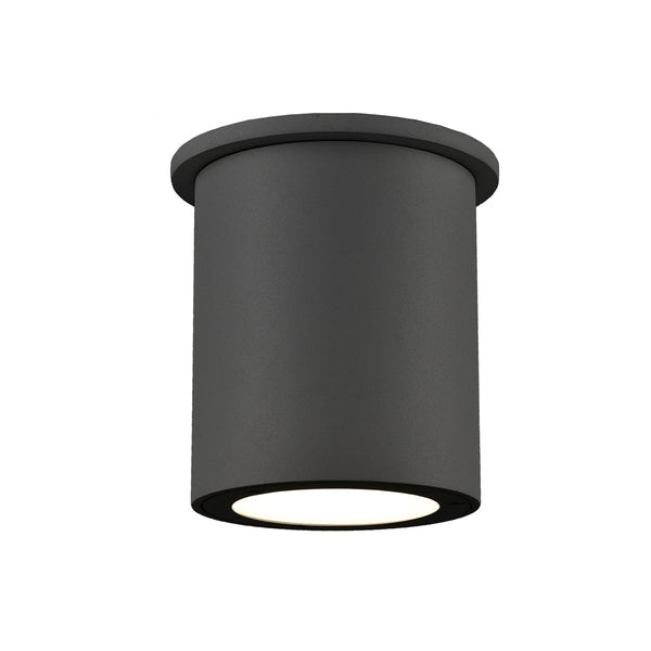 Kuzco Lighting Lamar 4 inch White Outdoor Flush Mount