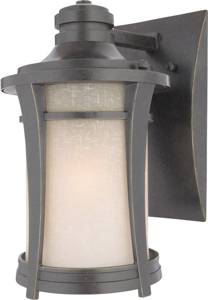 Quoizel HY8407IB Harmony 1 Light 11 inch Imperial Bronze Outdoor Wall Lantern in Standard