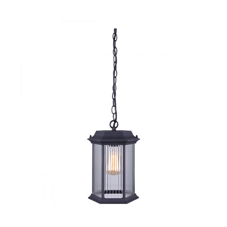 Kuzco Lighting Hartford 5 inch Black Outdoor Pendant