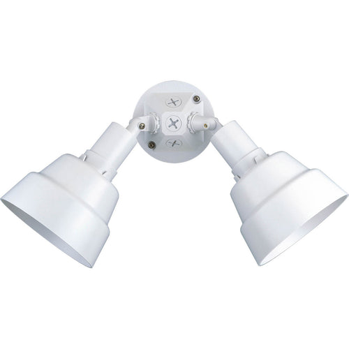 Progress Lighting Landscape 120V White Landscape PAR Lampholder