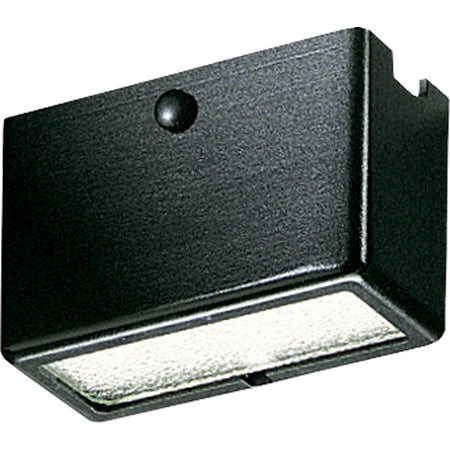 Hinkley Lighting Modern Deck Round 12V 2.3 watt Black Brick and Step Light