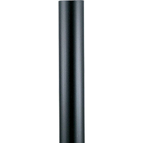 Progress Lighting P5390-31 Post Lights & Accessories 84 inch Black Aluminum Post