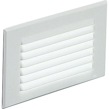 Hinkley Lighting 1565SW Taper 12V 4 watt Satin White Brick and Step Light