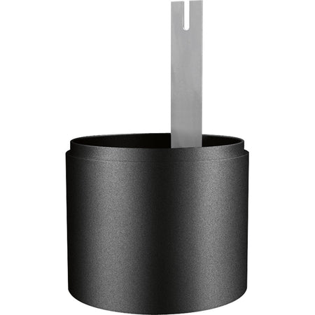 Trans Globe Lighting Aria Black Outdoor Bulkhead