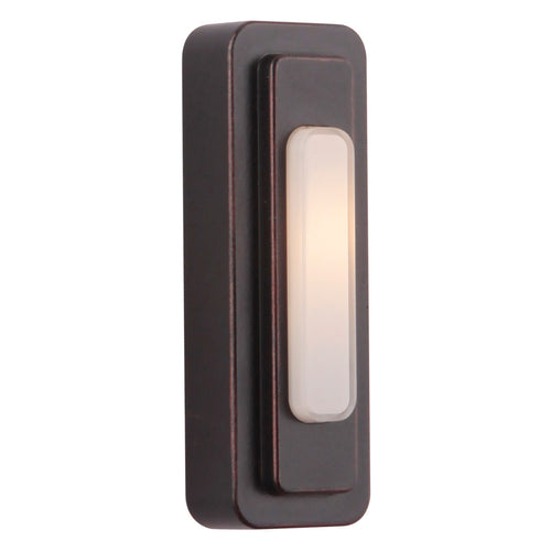 Craftmade PB5002-OBG Tiered Oiled Bronze Gilded Push Button
