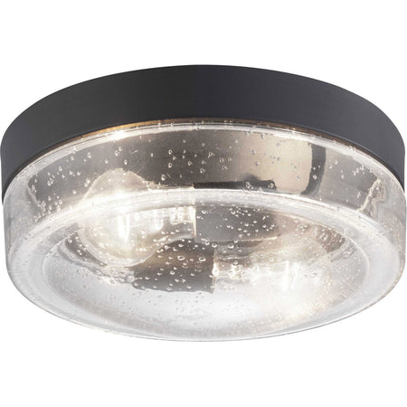 Kuzco Lighting Bailey 9 inch Black Outdoor Flush Mount