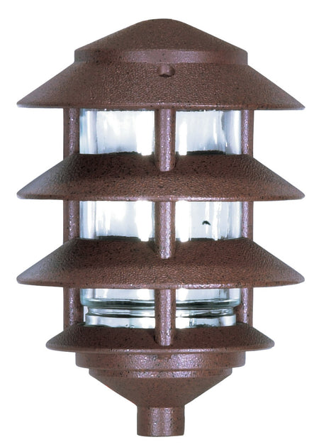 Hinkley Lighting Saturn 12V 18 watt Metro Bronze Landscape Path Low Volt