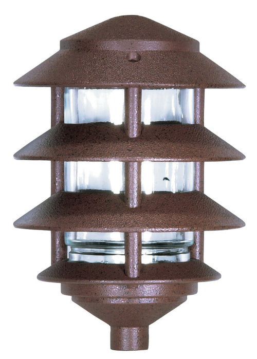 Nuvo Lighting Louver 100 watt Old Bronze Pathway Light