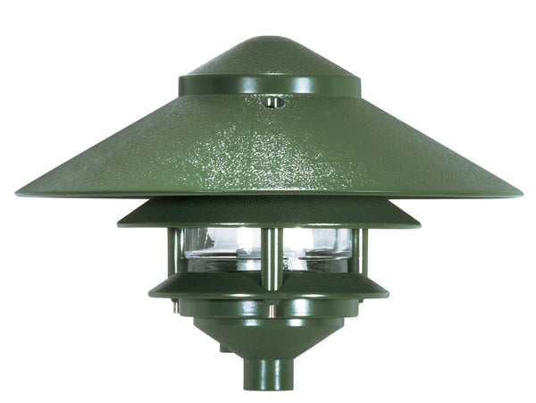 Nuvo Lighting Louver 75 watt Green Pathway Light