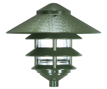 Kichler Lighting Hammered Roof 12V 4 watt New Brick Landscape 12V LED Path/Spread in 2700K