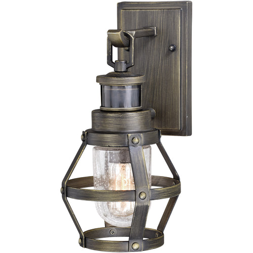 Vaxcel Bruges 1 Light 13 inch Parisian Bronze Outdoor Wall Light