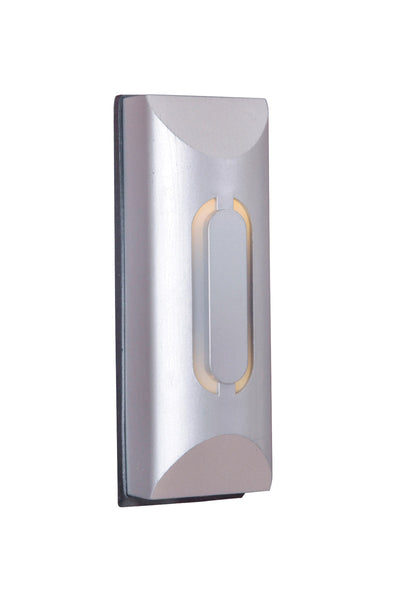 Craftmade TB1000-BN Beveled Cylinder Brushed Nickel Lighted Touch Button in Brushed Satin Nickel