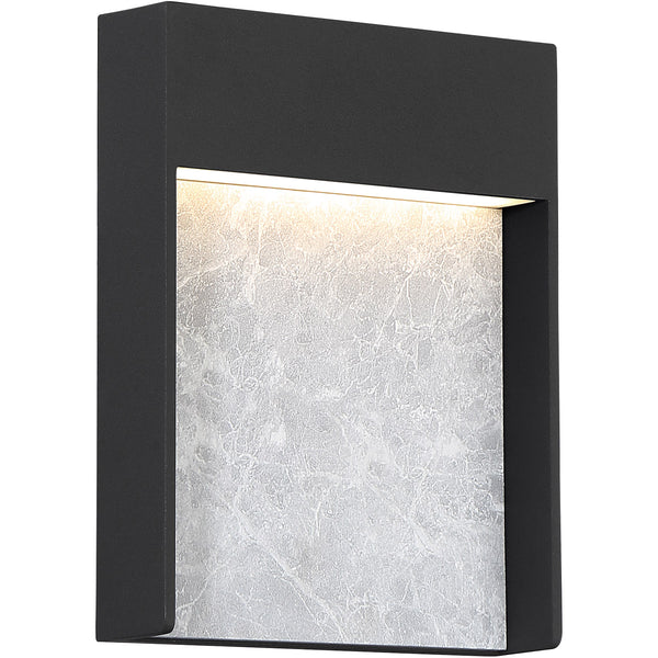 Quoizel TPS8407ASG Tempest LED 9 inch Asphalt Grey Outdoor Wall Lantern