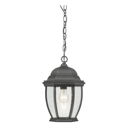 Vaxcel Dorado 1 Light 15 inch Red with Inner White Outdoor Pendant