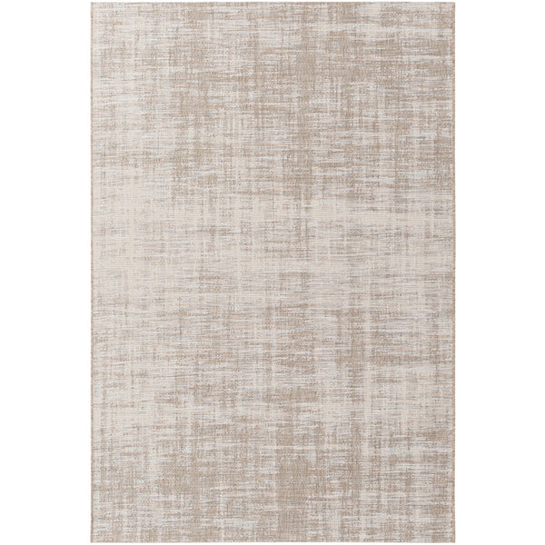 Decovio 12540-BG Oswego 91 X 63 inch Brown and Gray Outdoor Area Rug Polypropylene