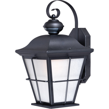Abra Lighting Numero Matte Black Number Light