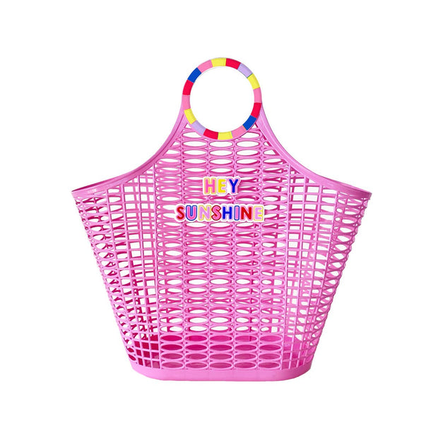 Packed Party - Hey Sunshine Jelly Tote