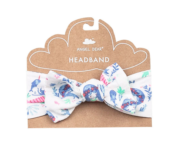 Mermaid Muslin Headband