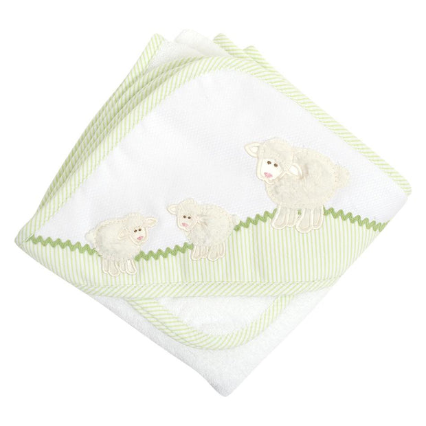 Little Lamb Boxed Towel Set