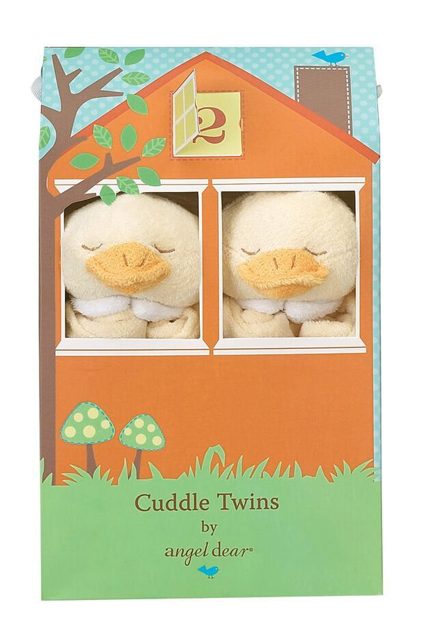 ANGEL DEAR CUDDLE TWINS