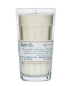 BARR-CO. ORIGINAL SCENT PARFAIT GLASS CANDLE