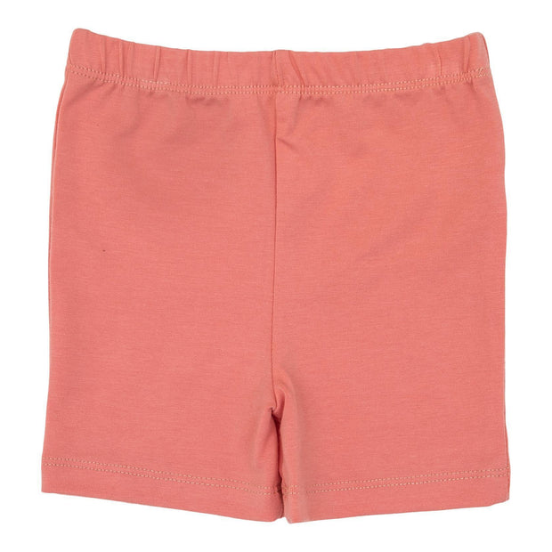 PUMPKIN PEACH TWIRL SHORTS