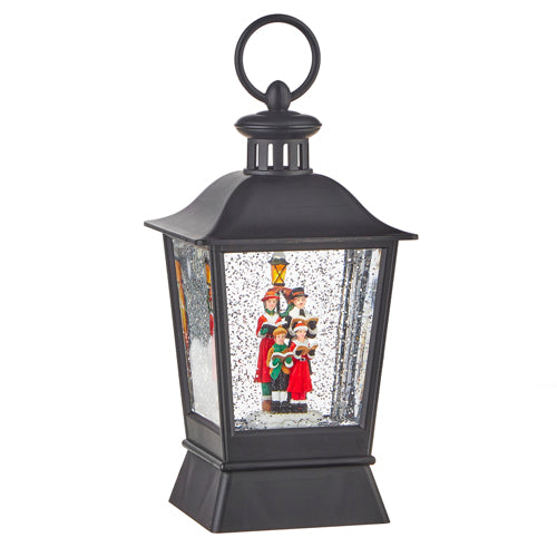 "9"" Caroler Lighted Water Lantern"