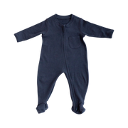 Zestt - Organic Cotton Everyday Sleeper - Navy