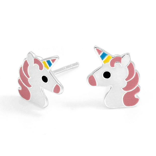 Unicorn Rainbow Earrings