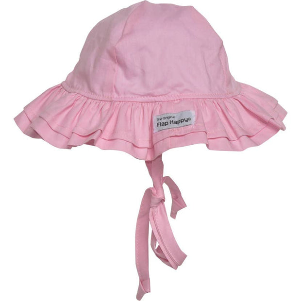 UPF 50+ Double Ruffle Hat