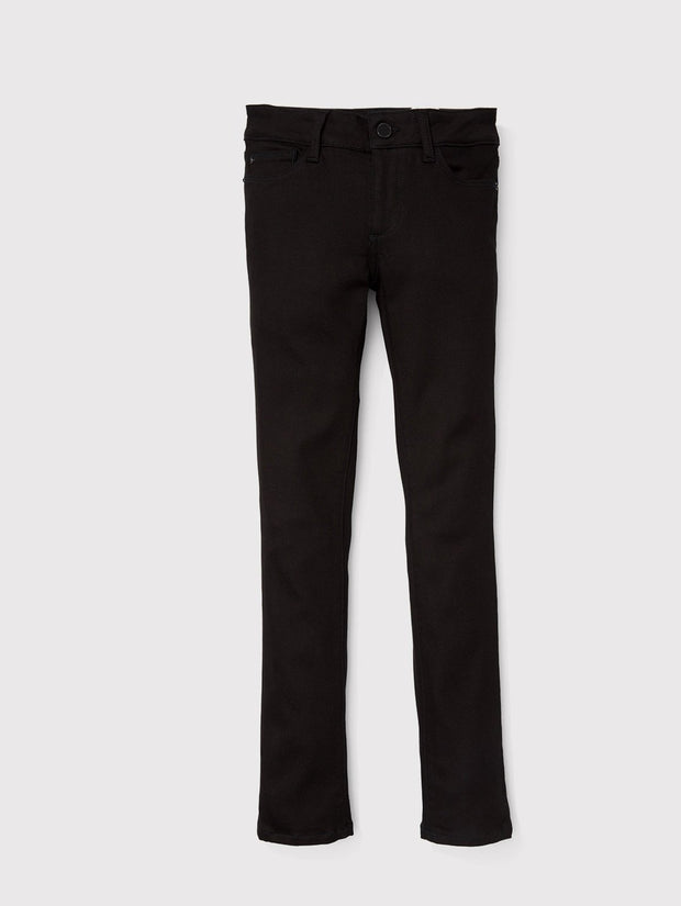 DL 1961 CHLOE SKINNY JEAN - Sharp Black