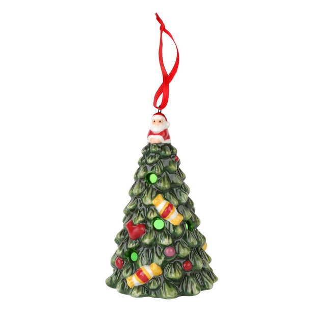 Christmas Tree Multicolor LED Tree Ornament