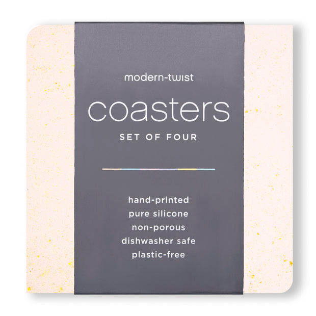 modern-twist - Coasters: Sparkle - Gold