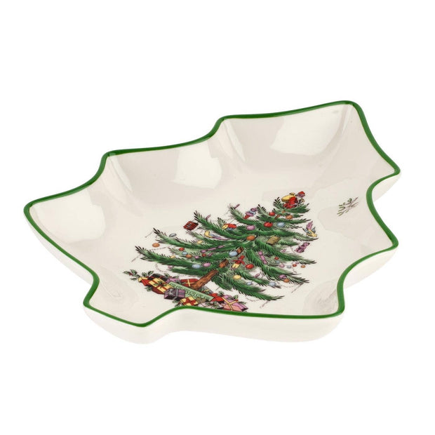 Christmas Tree Tree-shaped Dish