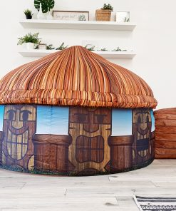 Airfort Tiki Hut
