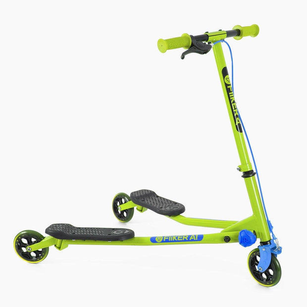 Yvolution  Green/Blue Yflicker Air A1 2.0