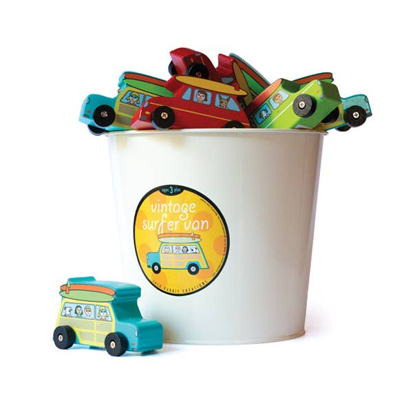 Surf's Up Dude Toy Cars